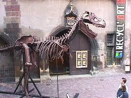 Squelette peureuse 2011